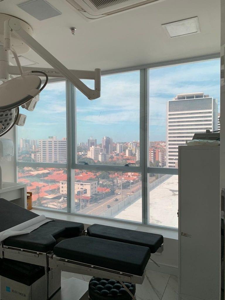 Privacy Glass na área da saúde